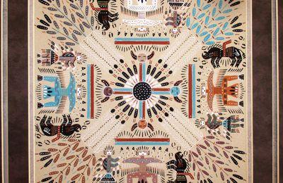 Peintures de guérison Navajos