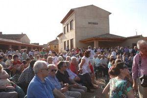Gordoncillo inaugura el Museo de la Industria Harinera de Castilla y León