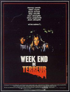 L'oeil de Crazy Bug : Week-end de terreur