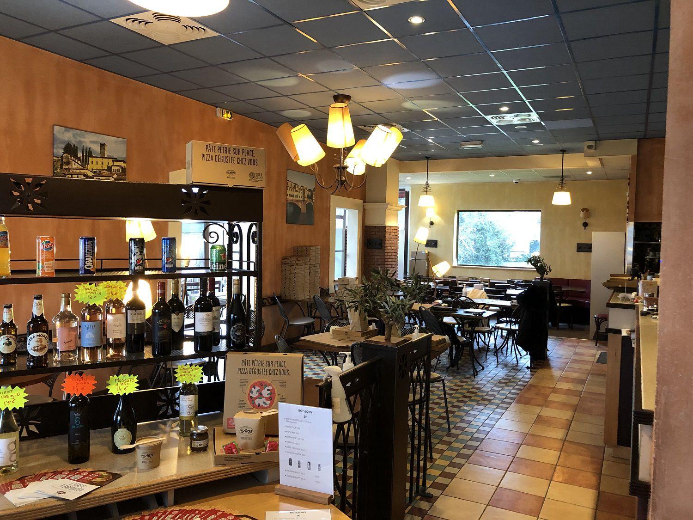 Le bon temps où les restaurants étaient encore ouverts à Aulnay-sous-Bois !