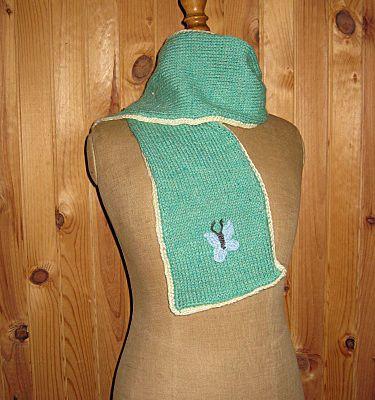 Une écharpe pour la résidence Monique Mèze ...
