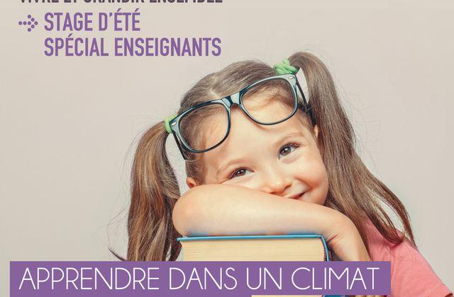 Stage d'été pour les enseignants dans toute la France