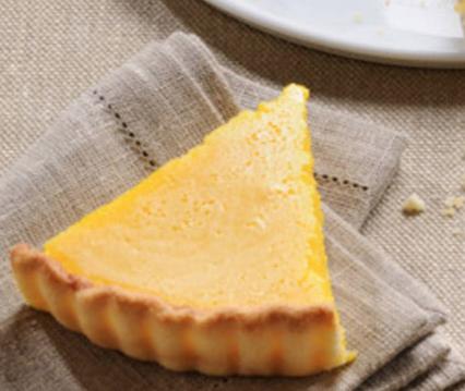 La fameuse tarte au citron