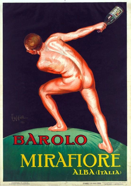 PUBLICITES : LES GRANDS NOMS DE L'AFFICHE : CAPPIELLO (PARTIE 2).