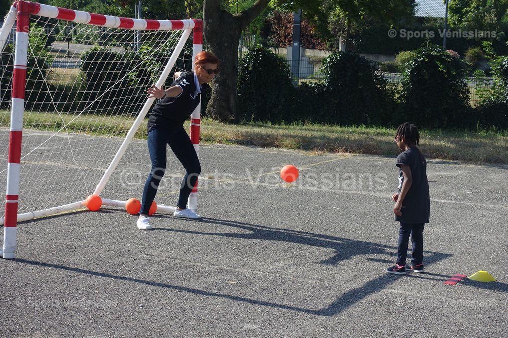 """La 3e édition de """"Sport, handicap et familles"""" a eu lieu vendredi dernier à l'IME JeanJacques Rousseau"""