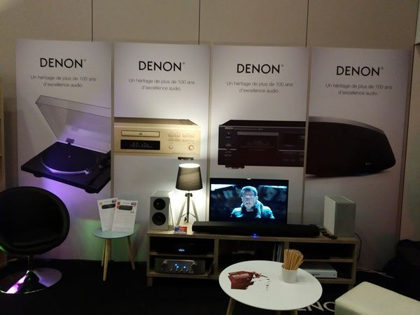 Sound United (Denon, Heos, Marantz, Polk, etc...) @ Paris Audio Vidéo Show 2018 - Tests et Bons Plans