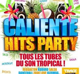 CALIENTE HITS PARTY - 2 CDS - 2013