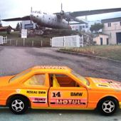 BMW 633 CF COUPE JET CAR NOREV 1/43 - car-collector.net