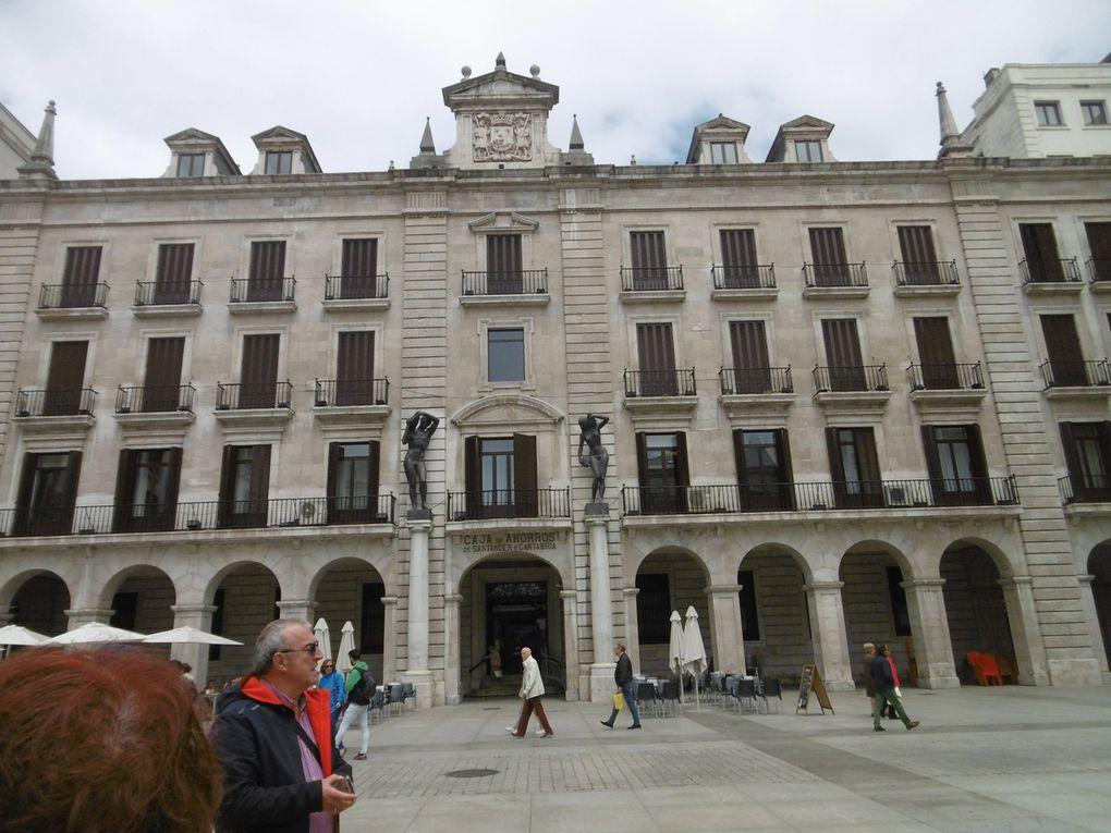 Excursión con los voluntarios de cáritas del Vena a Santander