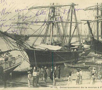 Les approvisionnements morutiers de la Guadeloupe durant la Seconde Guerre Mondiale