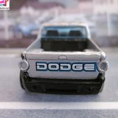 DODGE M-80 PICK-UP HOT WHEELS 1/64 - car-collector.net