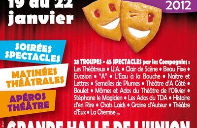 Festival Théâtral Union fête ses 10 Ans