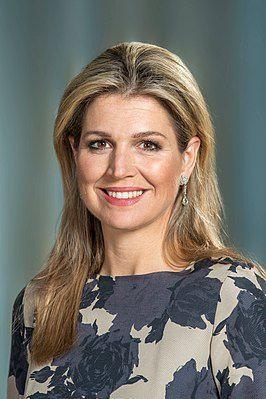 L'instant néerlandais du jour (2018_05_02): de Nederlandse koningin heet Maxima