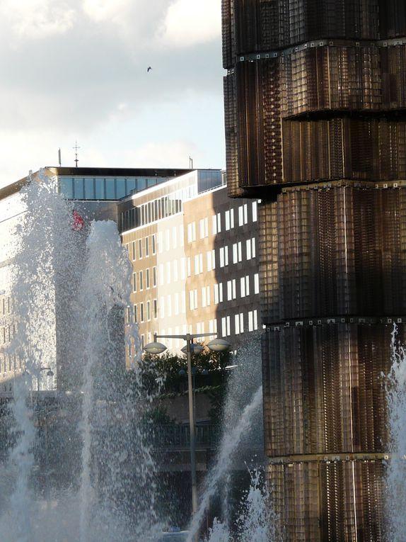 Un week-end pour un concours pas gagné mais la ville est là dans sa superbe, à revoir plus longuement !