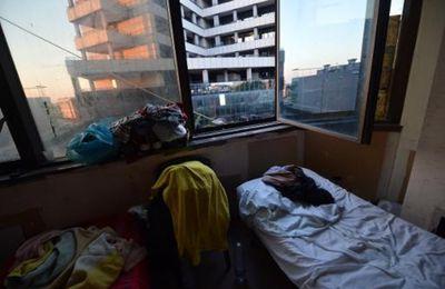 Italie: une vie de squatteurs pour les victimes de la crise