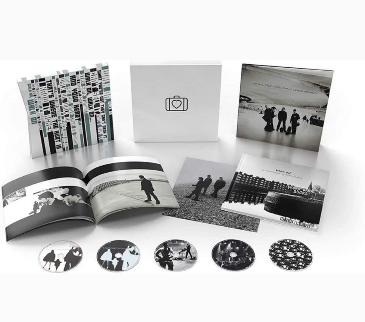 U2 annonce son 20e anniversaire «  Tout ce que vous ne pouvez pas laisser de côté  »