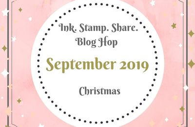 [Ink.Stamp.Share Blog hop] september : christmas