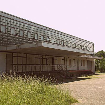 Alter Milchprodukitionsbetrieb Kutel (Kuh-Hotel)