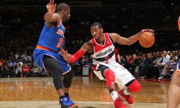 Les Wizards punissent les Knicks au Verizon Center
