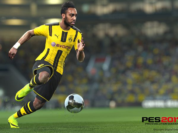 KONAMI et le Borussia Dortmund annoncent un partenariat de quatre ans pour la série PES