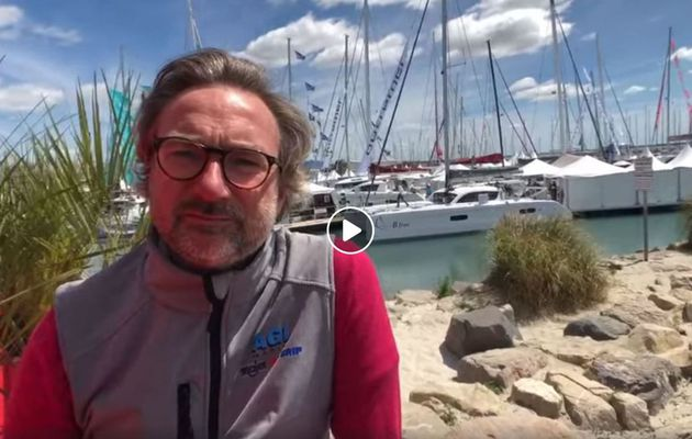 Interview - AGL Marine, quel bilan pour la 10e édition du salon du Multicoque ?