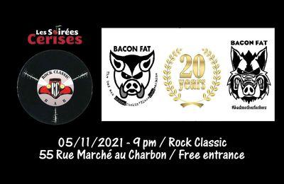 🎵 Bacon Fat @ Rock Classic - 13/01/2022