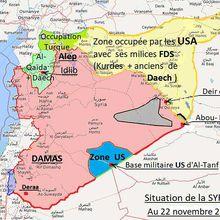 La Syrie prête à contrer la violation de son territoire par la Turquie