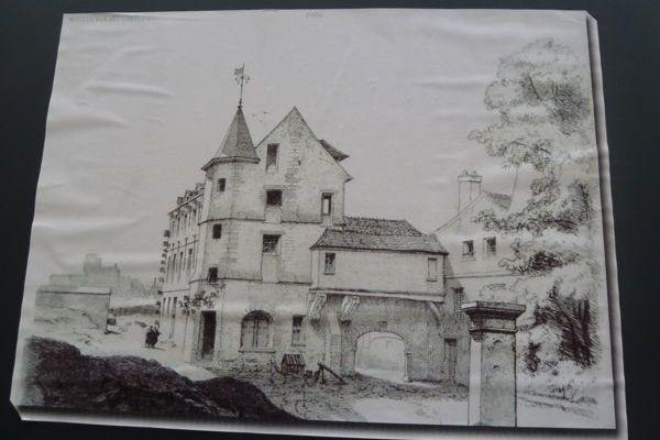 Journées du Patrimoine - Le Château de la Reine Blanche.