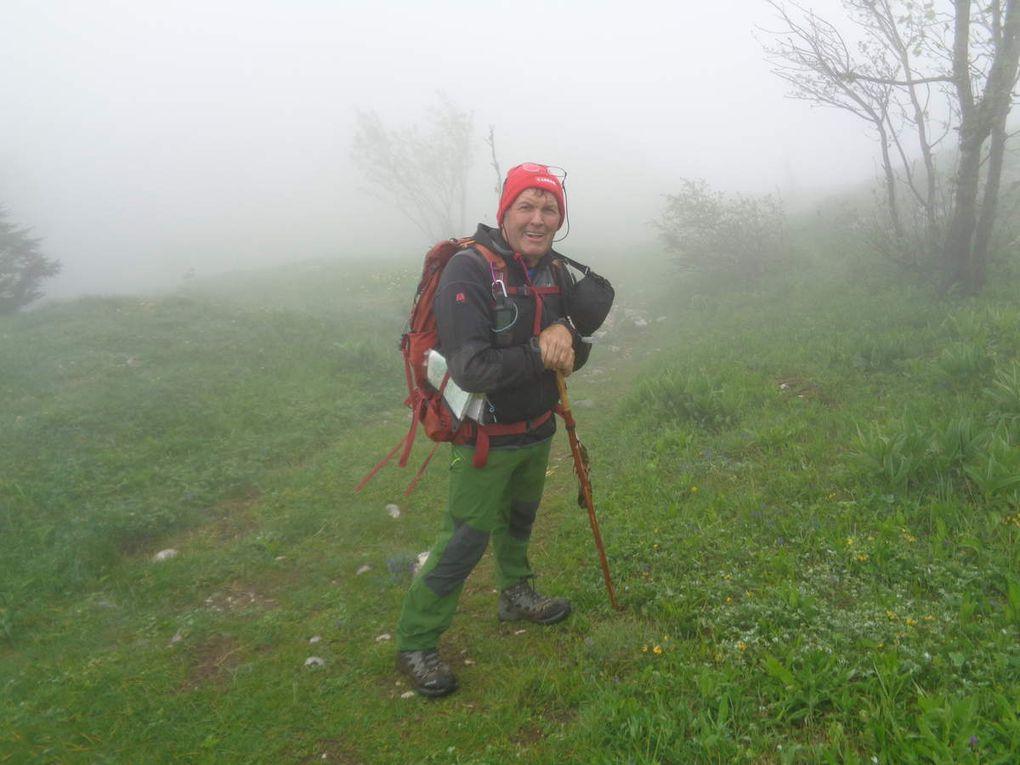 Ma randonnée de dimanche (16 juin 2019) Bec de l'Orient (1554m)
