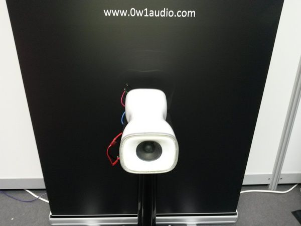 0W1 Audio D5 @ Sound Days 2018 - photos: Tests et Bons Plans