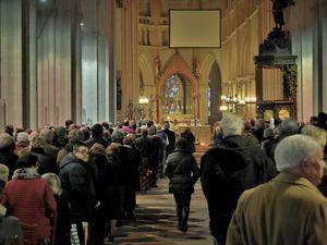 La Cornouaille a fêté aujourd'hui son saint patron : Saint Corentin