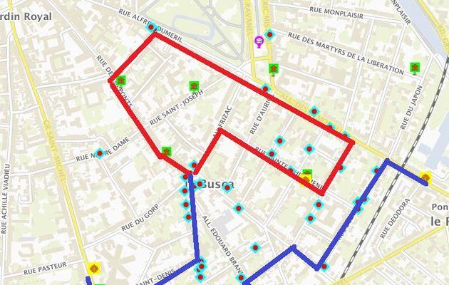 Visitez  le quartier du Busca avec nous