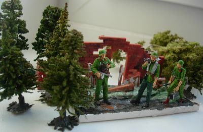 "Mais ""quies"" donc ?  - Mini dioramas (par Bob)"