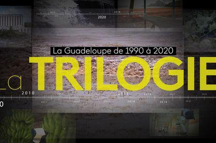 La Guadeloupe de 1990 à 2020 sur Guadeloupe la 1ère !