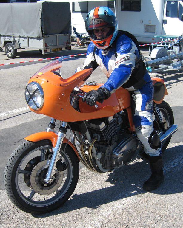 Photos Coupes Moto Légende 2009