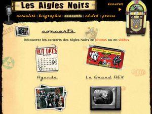 les aigles noirs, un groupe français qui nait à oran à la fin de la guerre d'algérie en 1962