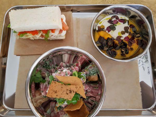 Formule déjeuner Mara restaurant Paris 3