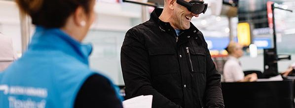 British Airways' customers experience the high life through virtual reality experience