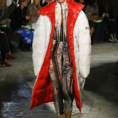 R13 by CHRIS LEBA FALL 2018 READY TO WEAR COLLECTION NYFW