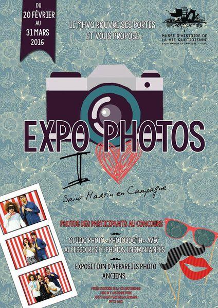 EXPO PHOTOS...Petit coup de pouce ...