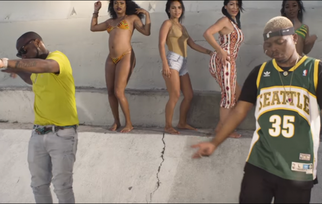 VIDEO   Olamide Ft. Davido – Summer Body