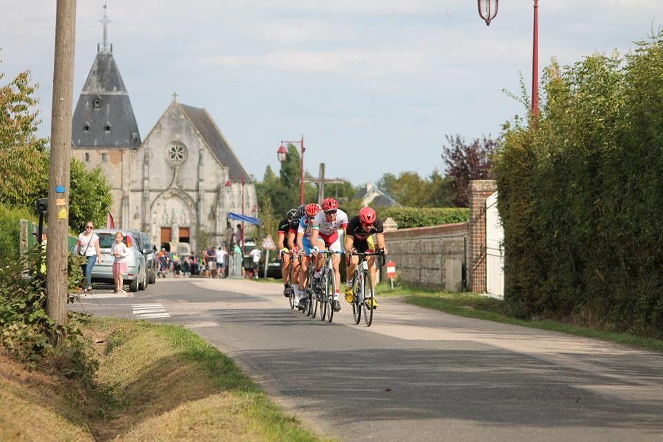 Album photos de la course 3 et J de St Symphorien des Bruyères (61)