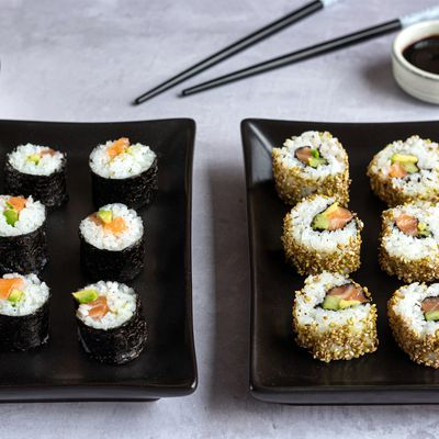Maki et california roll maison
