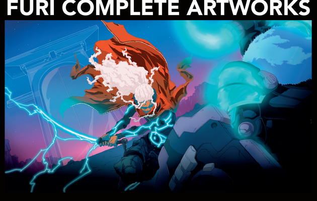 [REVUE LIVRE GAMING] ARTBOOK FURI COMPLETE ARTWORKS de THE GAME BAKERS