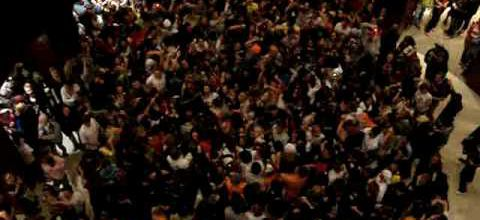 Flashmob Rave