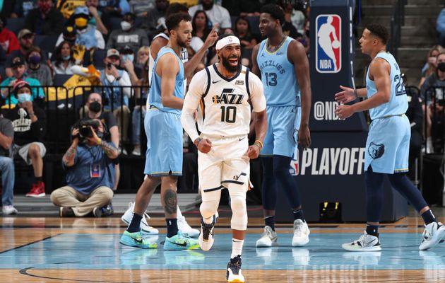 Le Jazz s'impose à Memphis et reprend l'avantage du terrain (2-1)