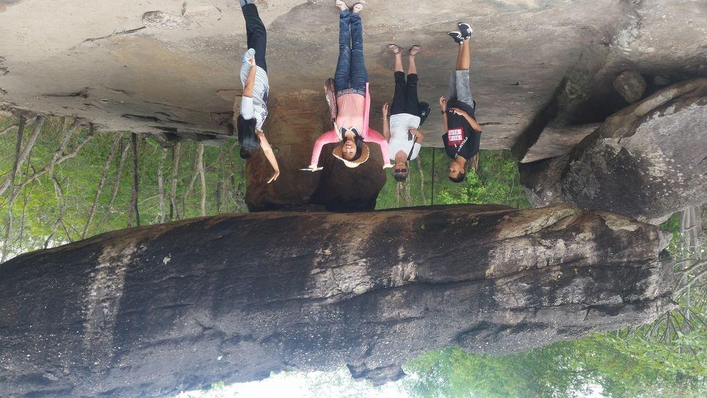 visite a Phu phra bat historical park Ban phue