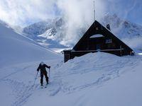 Ski de randonnée : Dôme de la Sache - 3588 m