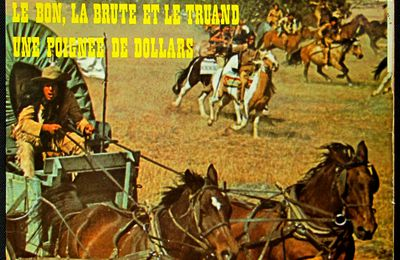 Mario Cavallero and his Orchestra - Musiques des grands films western