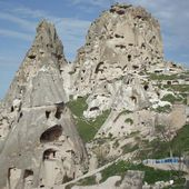 10 - Uçhisar et la vallée des pigeons - Une belle journée ici ou là